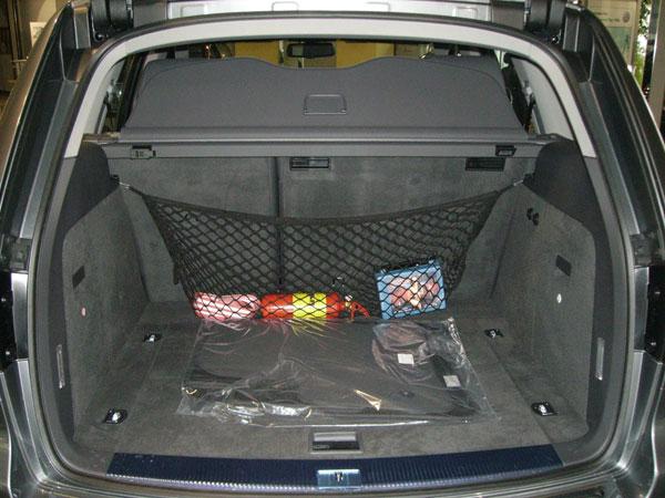 Сетка на багажник автомобиля своими руками 13