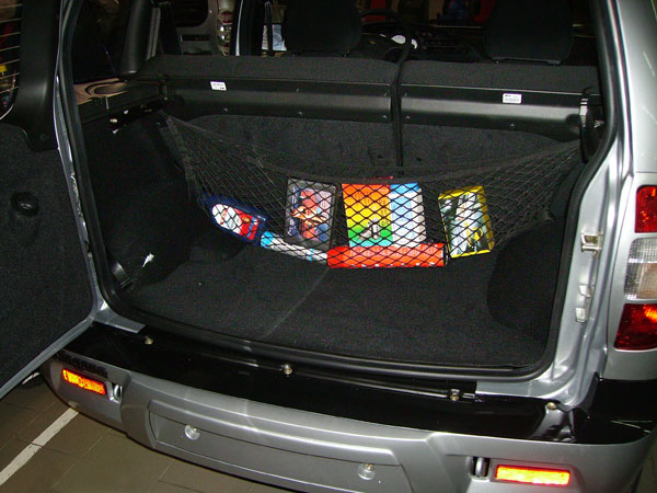 Сетка карман в багажник своими руками 55