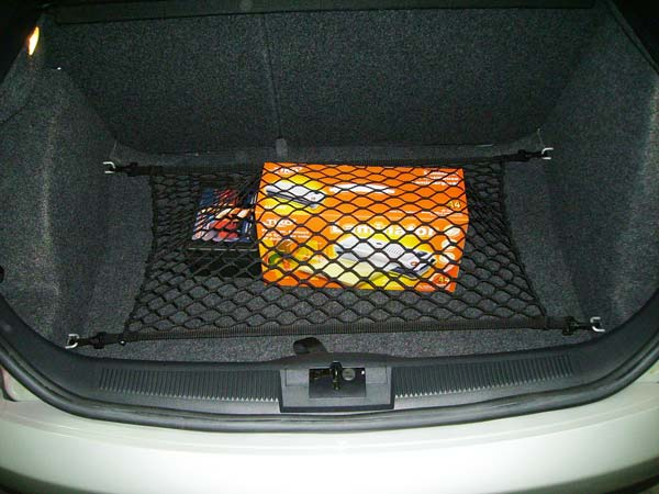 Сетка на багажник своими руками 537